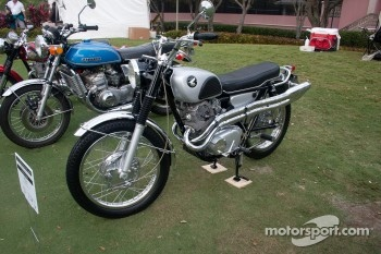1965 Honda Scrambler