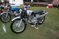 1965 Honda Scrambler