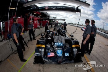#95 Level 5 Motorsports HPD ARX-03b HPD: Scott Tucker, Luis Diaz, Ryan Hunter-Reay
