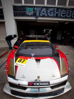 #87 JLOC Lamborghini Gallardo RG-3