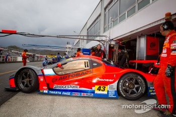#43 Autobacs Racing Team Aguri ARTA Garaiya: Shinichi Takagi, Kosuke Matsuura