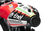 The new Ducati Desmosedici GP12