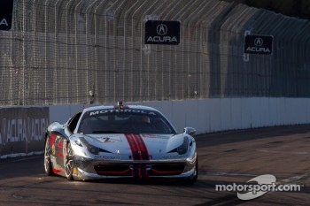 #2 Ferrari of Ft Lauderdale 458TP: Alex Popow