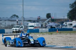 #5 Level 5 Motorsports Cooper Prototype Lite: Scott Tucker
