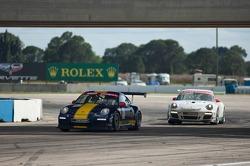 #47 Wright Motorsports Porsche GT3 Cup: John Baker