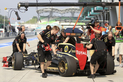 Kimi Raikkonen, Lotus Renault