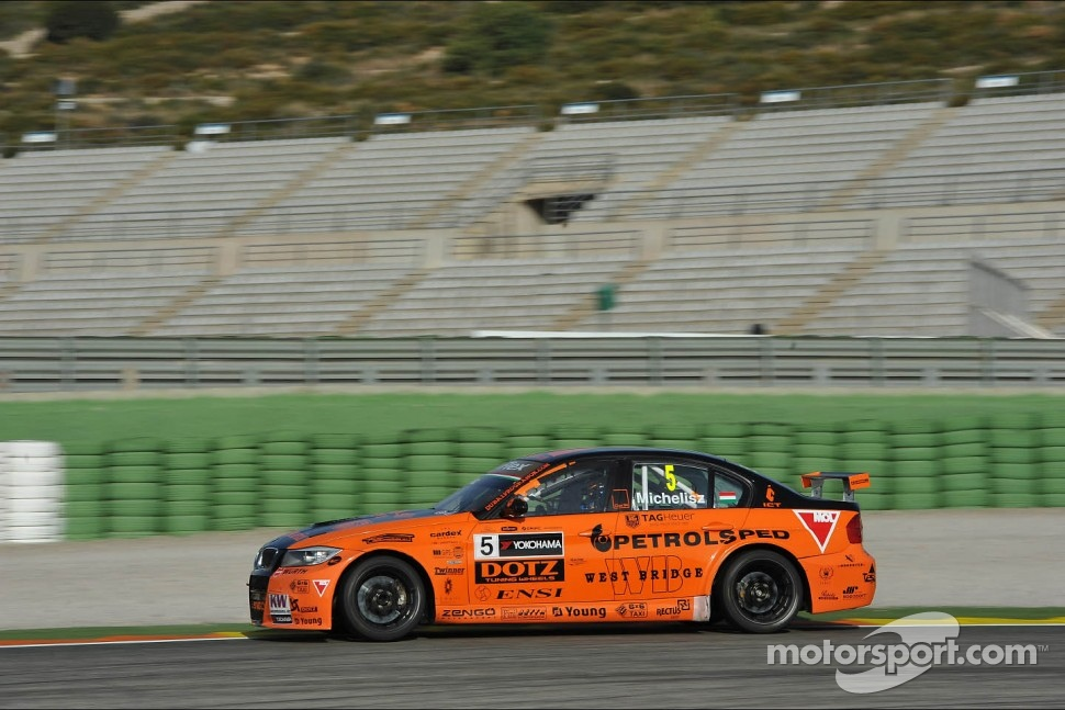 Norbert Michelisz, BMW 320 TC, Zengo Motorsport