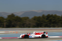#1 Greaves Motorsport Zytek Nissan: Alex Brundle, Lucas Ordonez, Tom Kimber-Smith