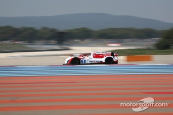 #1 Greaves Motorsport Zytek Z11SN - Nissan: Alex Brundle, Lucas Ordonez, Tom Kimber-Smith