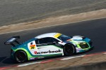 #20 Hitotsuyama Racing Audi R8 LMS: Michael Kim, Hideki Noda