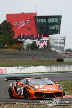 Leipert Motorsport Lamborghini Gallardo LP600