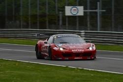 #20 SOFREV ASP Ferrari 458 Italia: Mike Savary, Gabriel Balthazard, Jerome Policand
