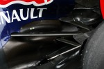 Red Bull Racing of Mark Webber, Red Bull Racing exhaust detail