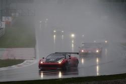 #21 Mtech Ferrari 458 Italia: Duncan Cameron, Matt Griffin