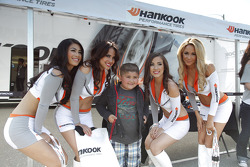 The Hankook girls