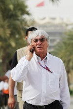 Bernie Ecclestone, CEO Formula One Group (FOM)
