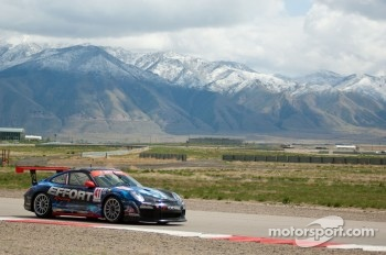 #41 Effort Racing Porsche GT3 Cup: Michael Mills