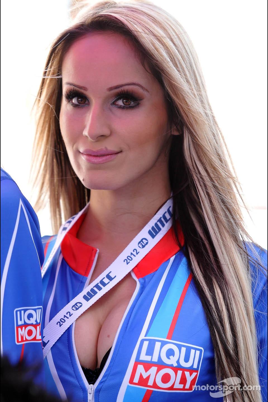 Liqui Moly girls | WTCC photos | Main gallery | Motorsport.com