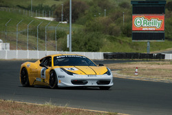 #44 Boardwalk Ferrari 458CS: John Taylor