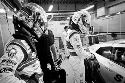 Drivers change practice for Masataka Yanagida and Ronnie Quintarelli