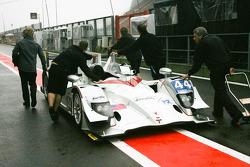#44 Starworks Motorsports HPD ARX 03b-Honda: Enzo Potolicchio, Ryan Dalziel, Stéphane Sarrazin