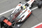 McLaren with aero device on the car, Oliver Turvey, McLaren Mercedes 