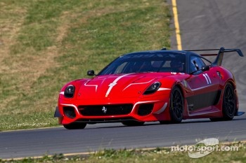 #11 Ferrari 599XX