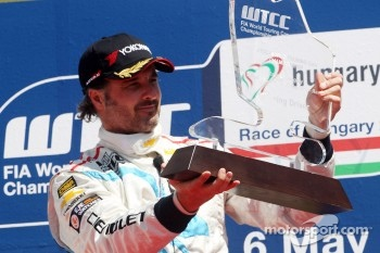 Yvan Muller, Chevrolet Cruze 1.6T, Chevrolet race winner