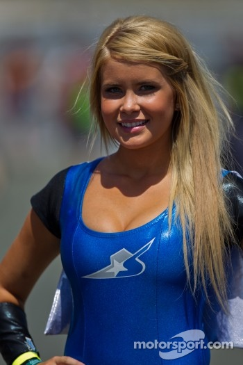 Motorcycle SuperStore Grid Girl