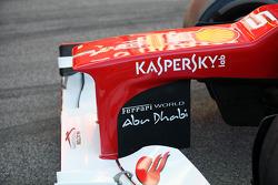 Ferrari nosecone