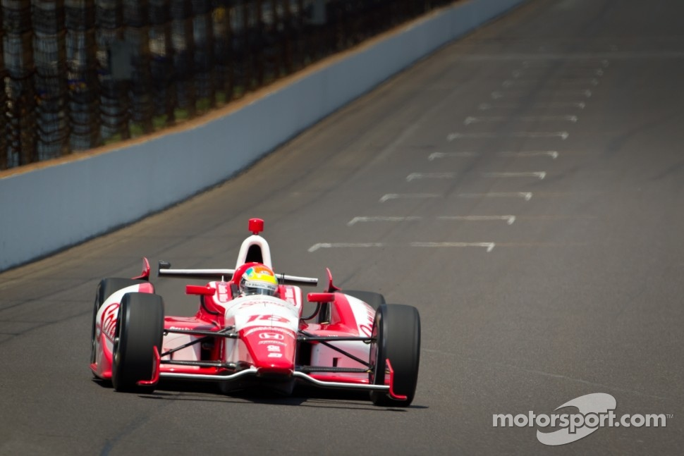 Justin Wilson, Dale Coyne Racing Honda