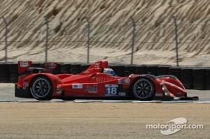 #18 Performance Tech Motorsports Oreca FLM09