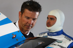 Scott Pruett and Memo Rojas