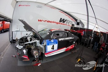 #4 Speedhunters Team WRT Audi R8 LMS Ultra