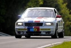 #89 Derichs Rennwagen e.V. Audi A8: Keith Ahlers, Nils Christians, Don Stefano, Hans-Georg Dornhege