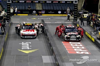 Roush-Fenway vs Richard Childress Racing