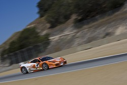 #77 Ferrari of Beverly Hills Ferrari 458: Harry Cheung