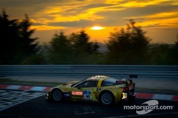 #90 Haribo Racing Team Chevrolet Callaway Corvette: Richard Westbrook, Tom Milner, Jan Magnussen, Daniel Keilwitz