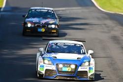 #116 Besaplast Racing Team 1 Audi TT RS: Franjo Kovac, Martin Tschornia, Fredrik Lestrup, Kurt Thiim