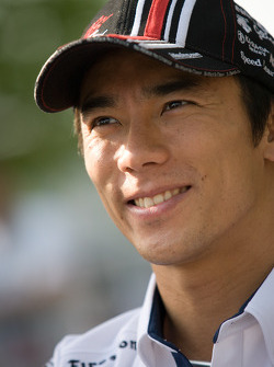 Takuma Sato, Rahal Letterman Lanigan Honda