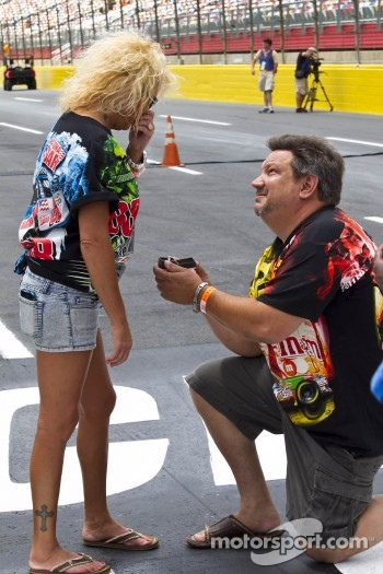 A NASCAR proposal