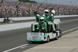 Team members for Ed Carpenter, Ed Carpenter Racing Chevrolet