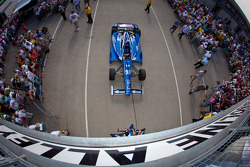 Car of Alex Tagliani, Team Barracuda - BHA Honda