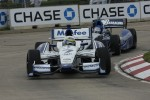 Sbastien Bourdais, Dragon Racing Chevrolet and Alex Tagliani, Bryan Herta Autosport w/Curb Agajanian Honda 