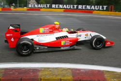 #4Fortec Motorsports: Robin Frijns