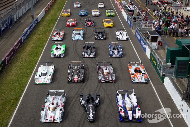 Cars group shot