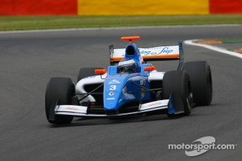 #3Fortec Motorsports: Carlos Huertas