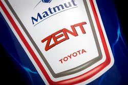 #7 Toyota Racing Toyota TS 030 - Hybrid detail