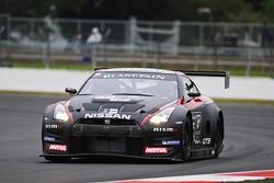 #35 GT Academy Team RJN Nissan GT-R GT3: Chris Ward, Jann Mardenborough, Alex Buncomb