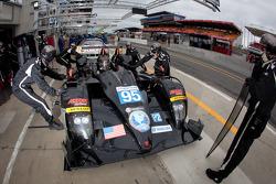 #95 Level 5 Motorsports HPD ARX 03b Honda: Scott Tucker, Christophe Bouchut, Luis Diaz